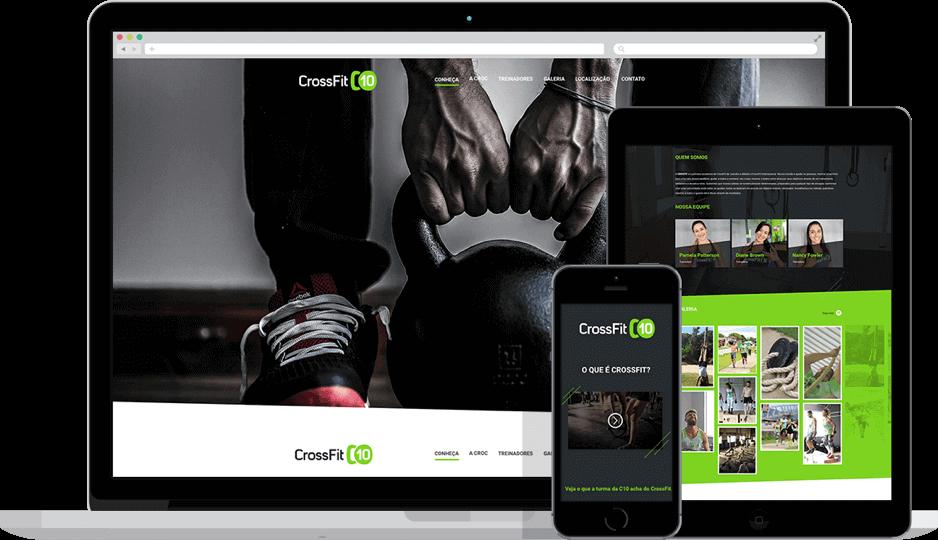 Site CrossFit C10